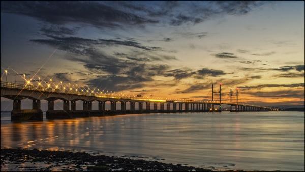 The Second Severn Bridge by Kilmas