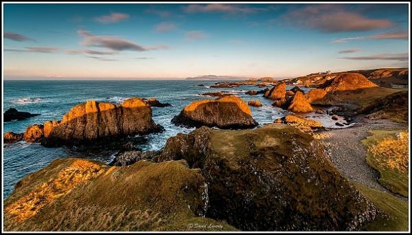 Prehistoric Coastline by DavidLaverty