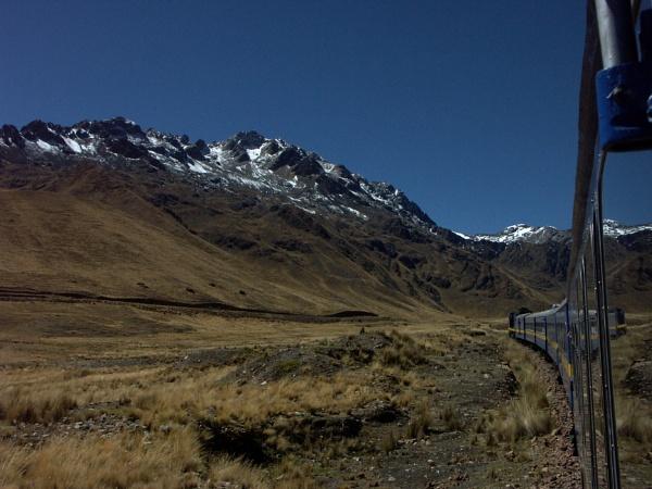 Landscape #9  On the Altiplano: Peru by handlerstudio