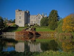 Sizergh Castle Cumbria.