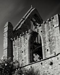 Ruined Church of Abbaye de Beauport