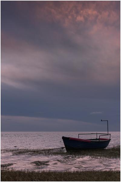 Calm Sea by Satlight