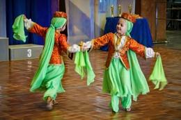 Oriental dance 4