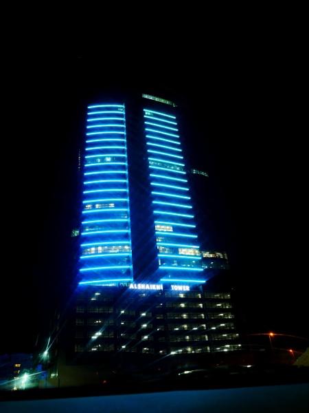 Neon Lights Radiation by Savvas511