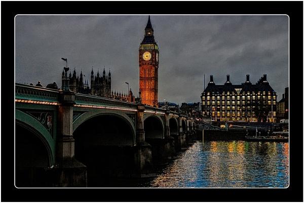Westminster Bridge by dven