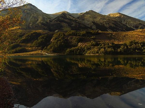 Lake Selfe 4 by DevilsAdvocate