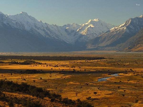 Mt Cook NP 25 by DevilsAdvocate