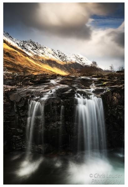 Glencoe falls by chris82