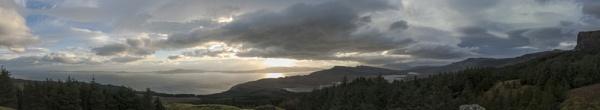 Isle of Skye sunrise by Delg999