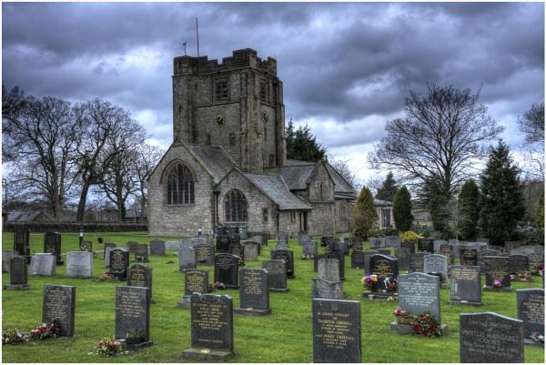 St. Hilda\'s Church Bilsbouough by bazza21