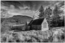 """""""Nant Gwyllt Church"""" by Willmer"""