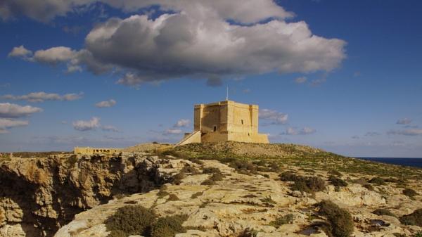 Malta, Comino by Adam_photos