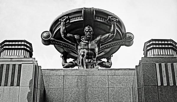 Parkview Singapore Art Deco twist by StevenBest