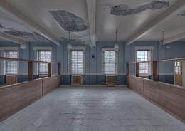 Ward Enclosure
