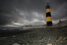 St John Point Lighthouse, Co. Down, N.Ireland