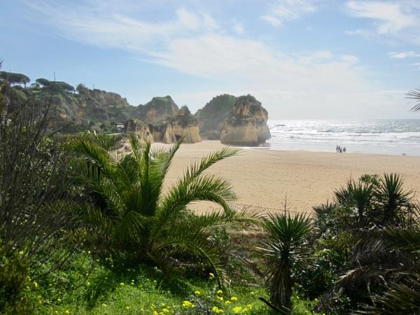 Alvor beach by dixy