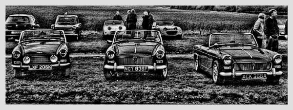 SPORTS CARS(MG) by kojack