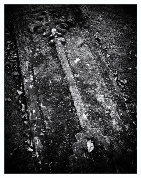 Cartmel Priory Tomb