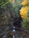 Landscape #14 The Gorge and Watkins Glen #5 by handlerstudio