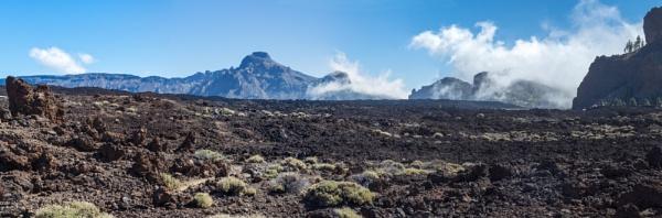 Western Caldera, Tenerife by bwlchmawr