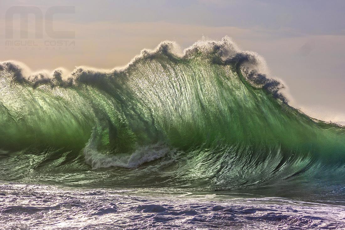 Emerald Backwash