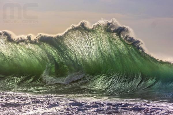 Emerald Backwash by Skylight99