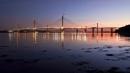 Forth Bridges At Dawn