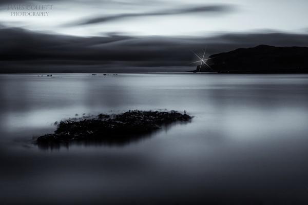 Davaar Island from Kilchousland by jcollett