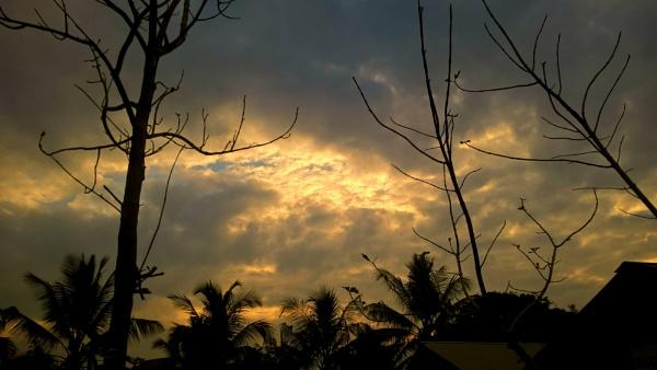 Sky by jamesthalakottur