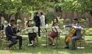 More music at Tumi and Simon's Wedding