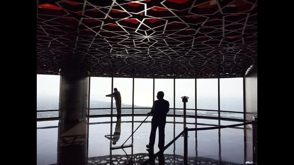 Burj Khalifa by ClementineH