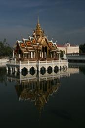 Bang Pa-In (Royal Summer Palace), Ayuthaya,Thailand