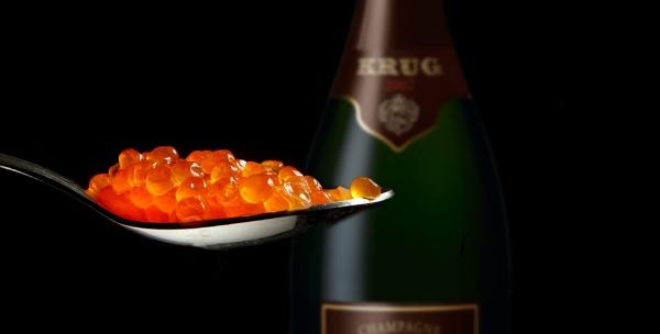 Caviar & Krug by Nodulespix