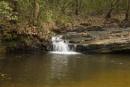 Waterfall in Pine Mountain