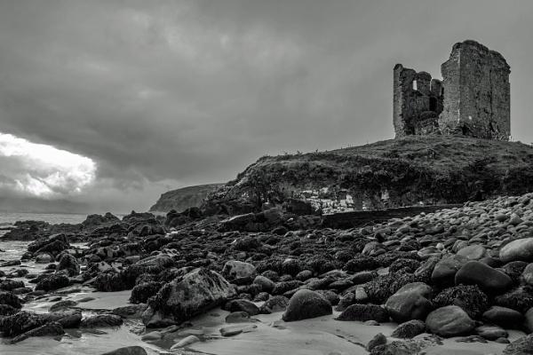 Minard Head County Kerry by Janetdinah