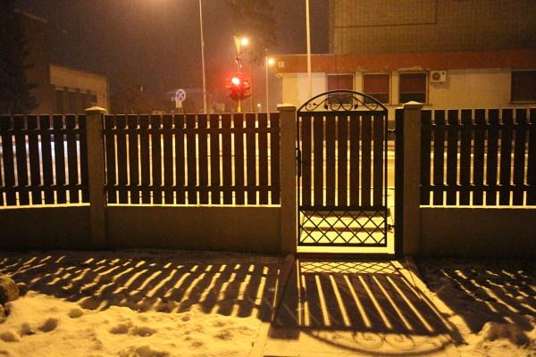 fence by Zenonas