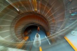 downword spiral