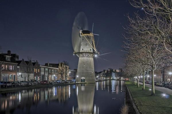 Working Mill by joop_