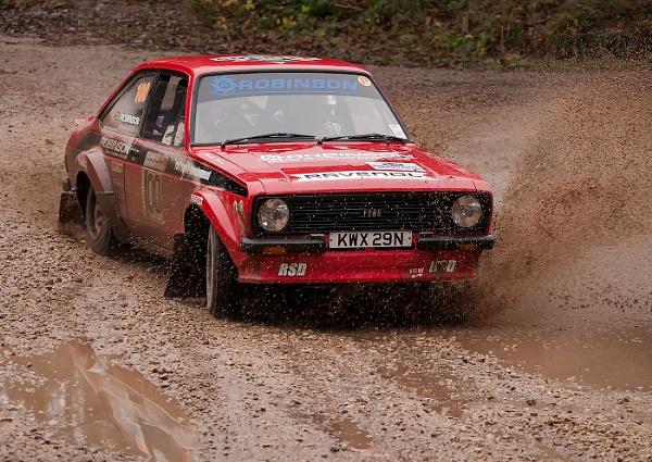 Mud Splashed Ford by martin.w