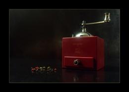 Peugeot Olivier Roellinger 5.25 Inch Pepper Mill (reworked)