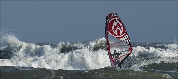Windsurfer. by JeanE