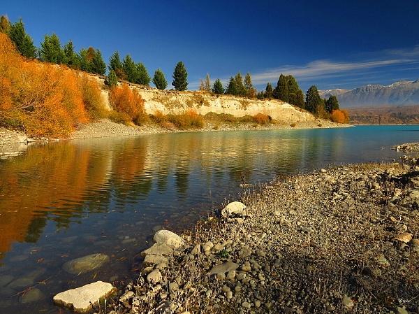 Lake Pukaki 42 by DevilsAdvocate