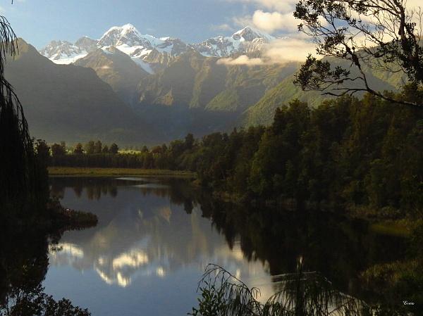 Lake Matheson 6 by DevilsAdvocate