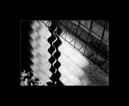 Shed shadow - mono