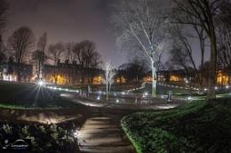 Winckley Square, Preston.