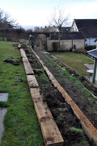 The new garden railway! by chrissie3