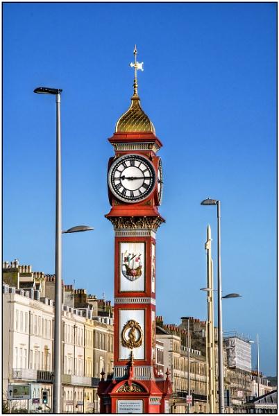 Jubilee Clock Tower by TrevBatWCC