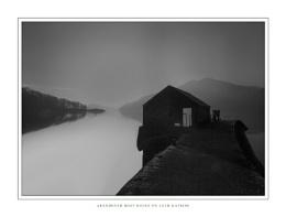 Loch katrine landscape