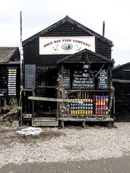 Sole Bay Fish Company by Nigel61