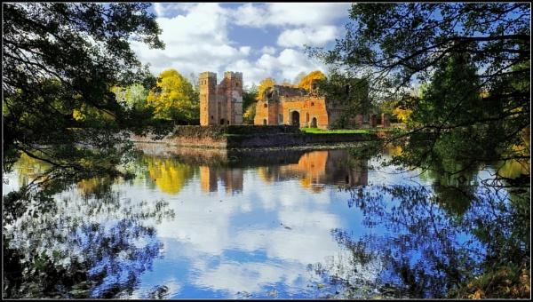 Kirby Muxloe Castle. by silverfoxey